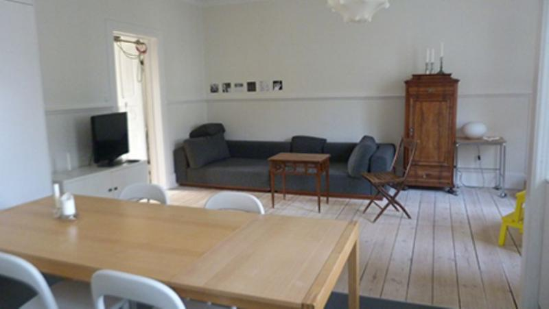 Haderslevgade Apartment - Large Copenhagen apartment at Enghave station - Copenhagen - rentals