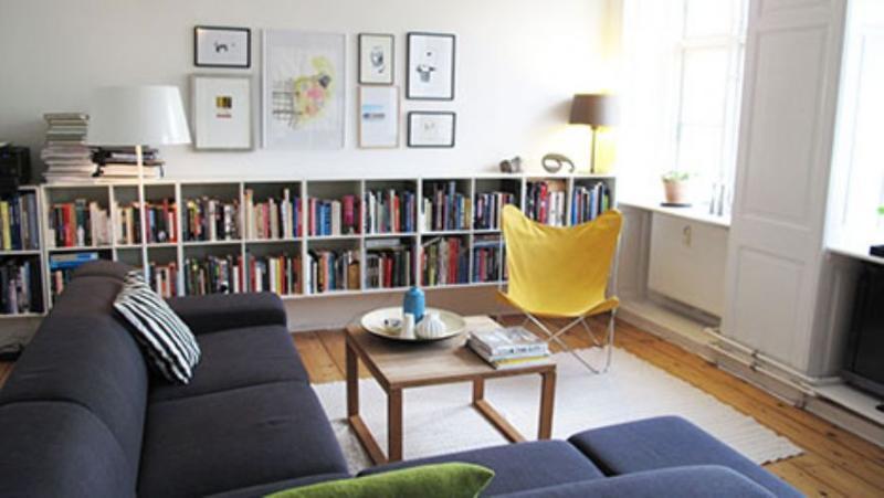 Sortedam Dossering Apartment - Copenhagen apartment with views to Queen Louise Bridge - Copenhagen - rentals