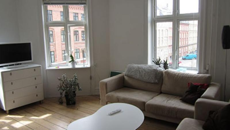 Rolfsvej Apartment - Nice bright Copenhagen apartment at Frederiksberg metro - Copenhagen - rentals
