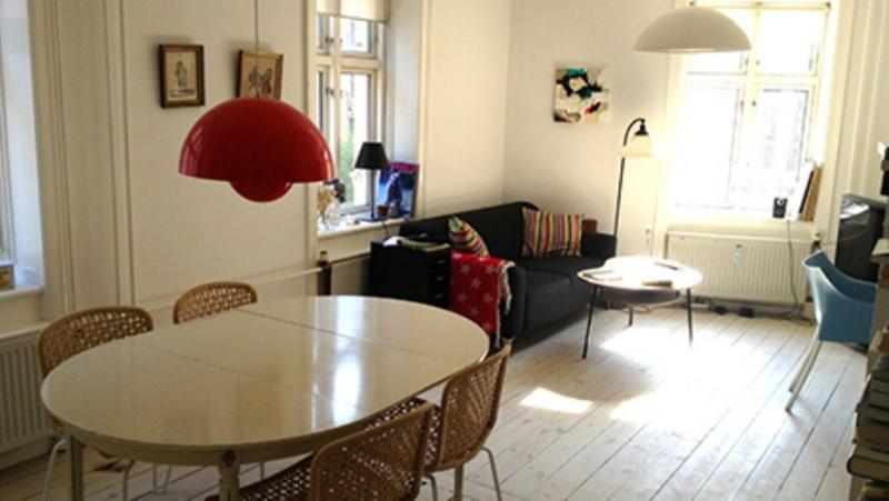 Lille Farimagsgade Apartment - Copenhagen apartment at Oesterbro close to the lakes - Copenhagen - rentals
