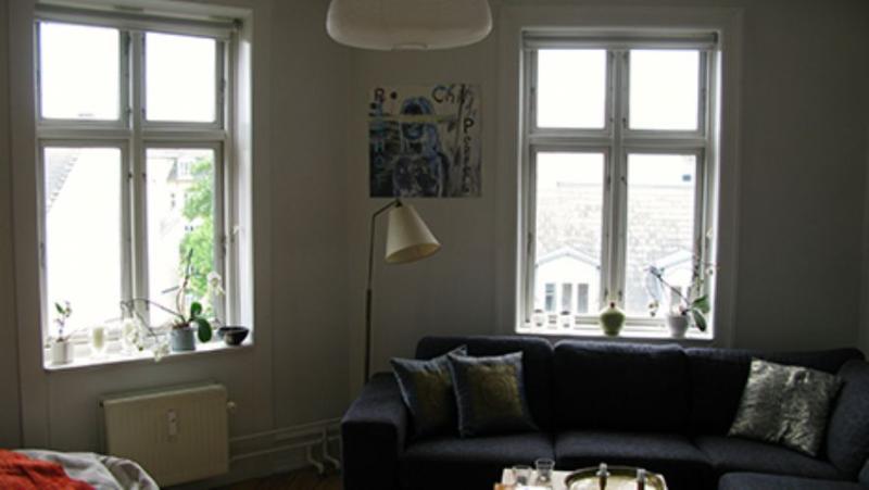 Godthaabsvej Apartment - Lovely Copenhagen apartment near Frederiksberg metro - Copenhagen - rentals