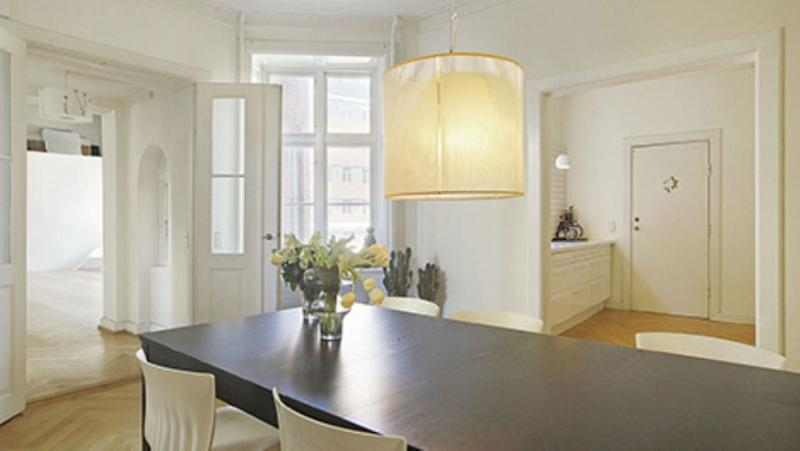 Vesterbrogade Apartment - Beautiful decorated Copenhagen apartment in City - Copenhagen - rentals