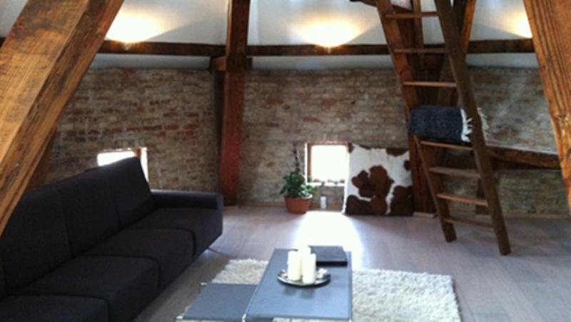 Noerre Voldgade Apartment - Fantastic penthouse apartment near Noerreport station - Copenhagen - rentals