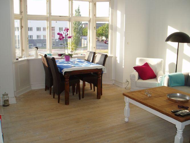 Prags Boulevard Apartment - Nice Copenhagen apartment near Amagerbro metro - Copenhagen - rentals