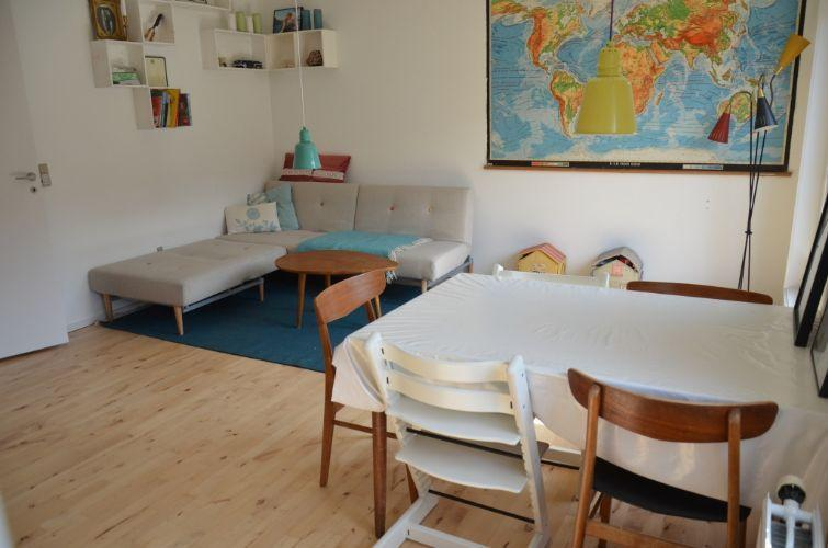 Tornsangervej Apartment - Child friendly Copenhagen apartment with nice courtyard - Copenhagen - rentals
