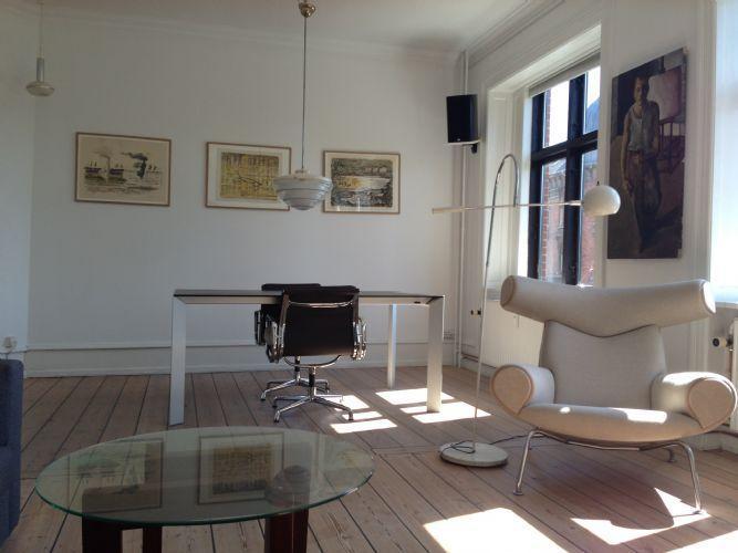 Noerrebrogade Apartment - Modern Copenhagen designer apartment near Noerreport - Copenhagen - rentals