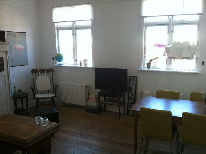 Valkyriegade Apartment - Very nice and bright Copenhagen apartment at Bispebjerg - Copenhagen - rentals