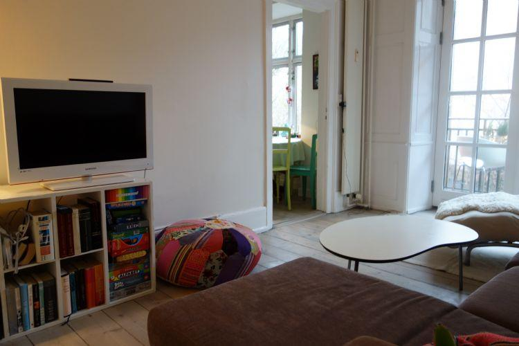 Viktoriagade Apartment - Cozy family friendly Copenhagen apartment at Vesterbro - Copenhagen - rentals