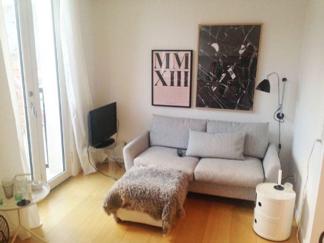 Lykkesholms Allé Apartment - Beautiful and sunny Copenhagen apartment near Forum - Copenhagen - rentals