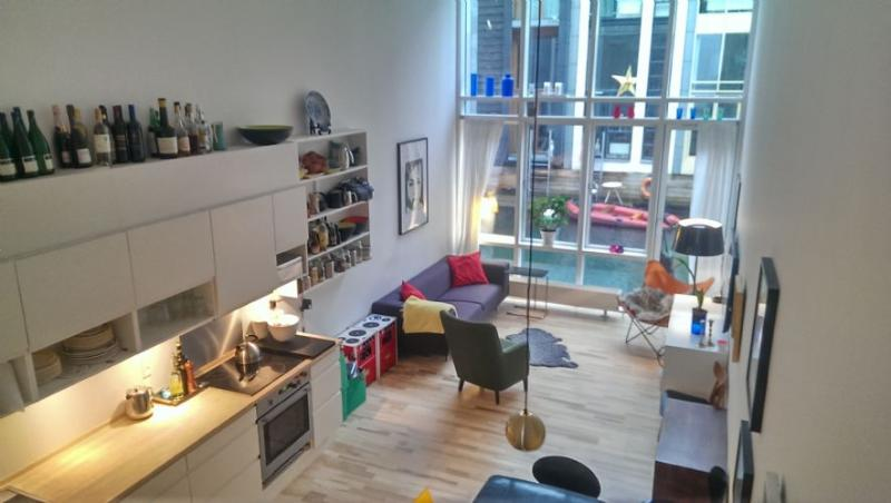 Ben Websters Vej Apartment - Fantastic two-floor Copenhagen house with view to water - Copenhagen - rentals