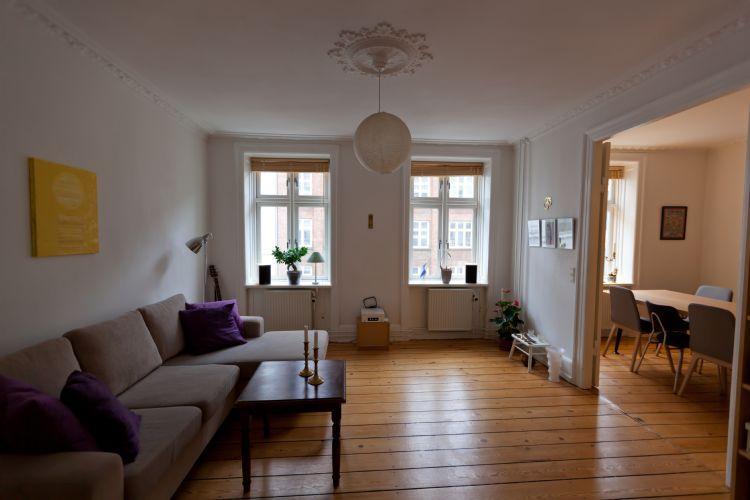 Ole Suhr Gade Apartment - Nice Copenhagen apartment near the Kings Garden - Copenhagen - rentals