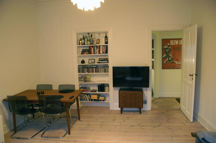 Manoegade Apartment - Nice Copenhagen apartment at Oesterbro district - Copenhagen - rentals