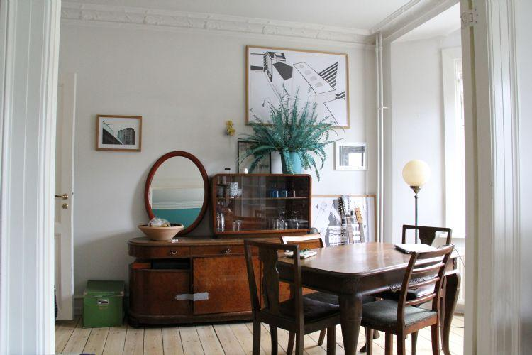 Frederiksborgvej Apartment - Cozy Copenhagen apartment near Noerrebro station - Copenhagen - rentals