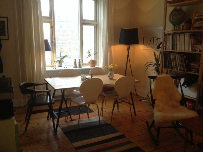 Godsbanegade Apartment - Classic Copenhagen apartment in typical Vesterbro style - Copenhagen - rentals