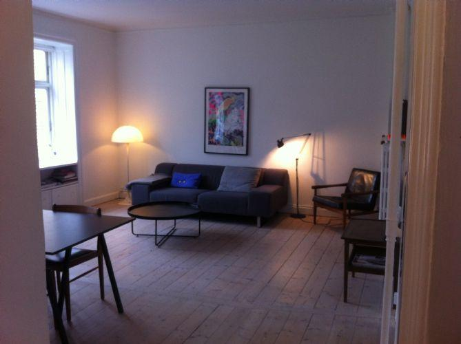 Kronprinsesse Sofies Vej Apartment - Bright Copenhagen apartment at Vesterbro district - Copenhagen - rentals