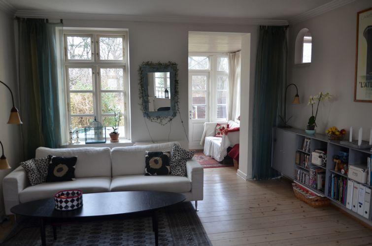 Ved Graensen Apartment - Nice Copenhagen house at Frederiksberg - Copenhagen - rentals