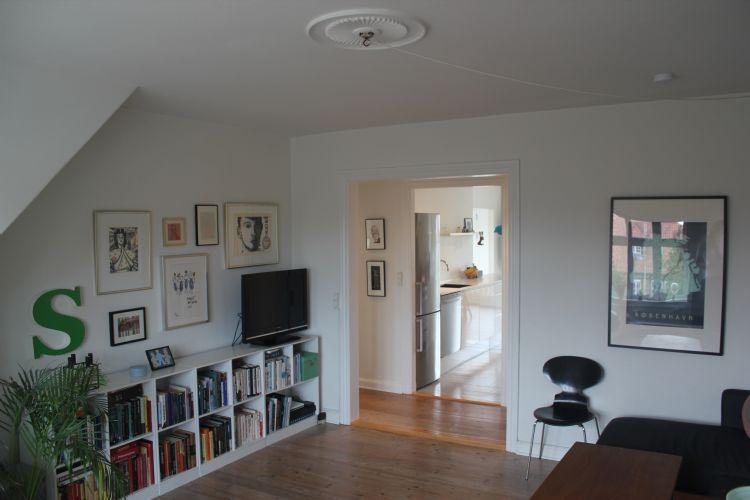 Hoejstrupvej Apartment - Nice Copenhagen villa apartment in residential area - Copenhagen - rentals