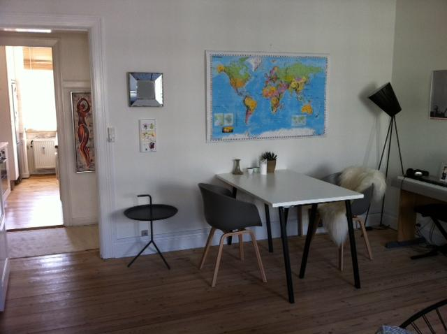 Drejoegade Apartment - Bright Copenhagen apartment near Svanemoellen station - Copenhagen - rentals