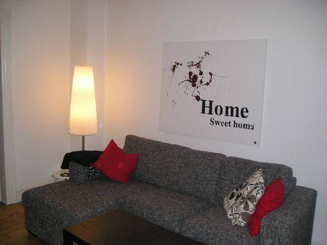 Westend Apartment - Copenhagen apartment with balcony near Tivoli Gardens - Copenhagen - rentals