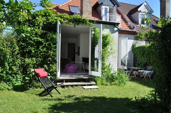 Blankavej Apartment - Charming townhouse with a small romantic garden - Copenhagen - rentals