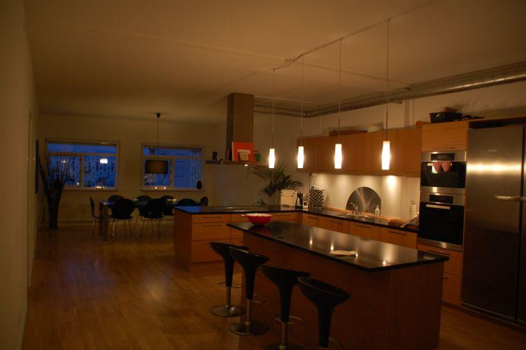 Rentemestervej Apartment - Newly renovated New Yorker-apartment in Copenhagen - Copenhagen - rentals