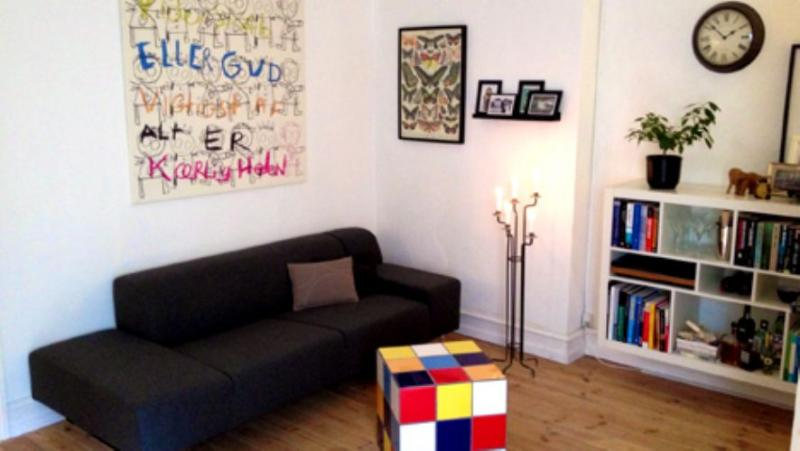 Visbygade Apartment - Cozy Copenhagen apartment close to Oesterport station - Copenhagen - rentals