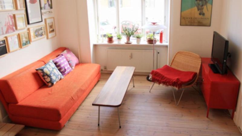 Kildevaeldsgade Apartment - Child friendly Copenhagen apartment near city beach - Copenhagen - rentals
