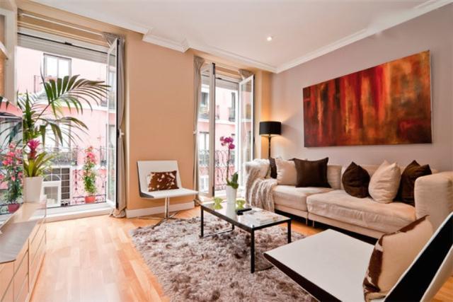 Madrid Center Apartment - WIFI- AC - Image 1 - Madrid - rentals