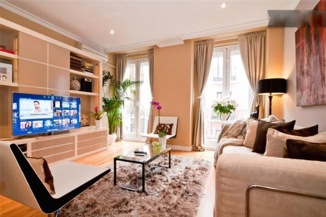Madrid Center Apartment - WIFI- AC - Image 1 - Madrid - rentals