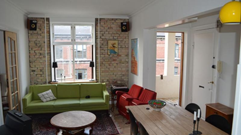 Baldersgade Apartment - Large and bright Copenhagen apartment at Noerrebro - Copenhagen - rentals