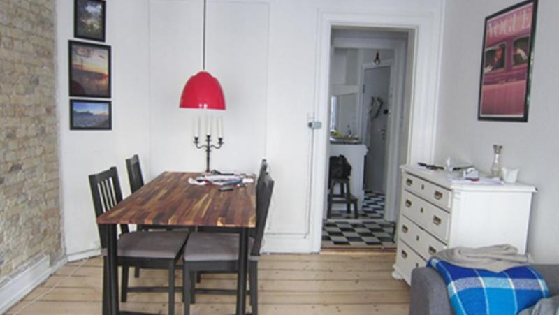 Viborggade Apartment - Cosy Copenhagen apartment close to Nordhavn station - Copenhagen - rentals