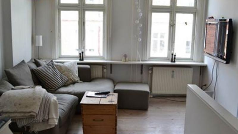 Nansensgade Apartment - Cozy 2 level Copenhagen apartment at Noerreport - Copenhagen - rentals
