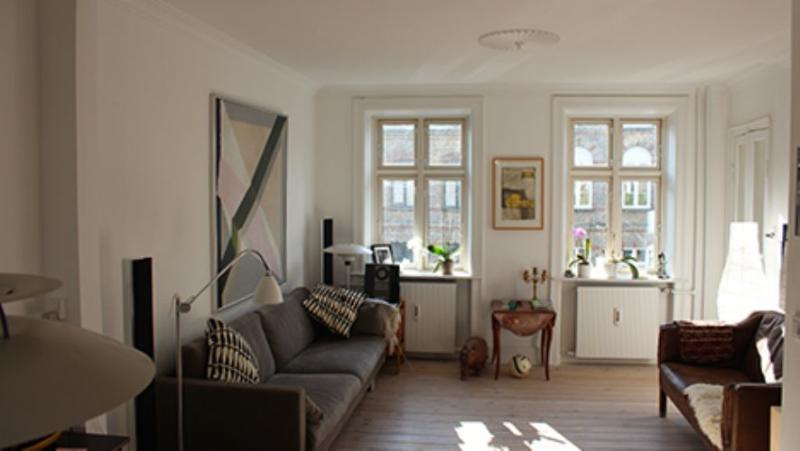 Hoeyensgade Apartment - Wonderful Copenhagen townhouse near the lakes - Copenhagen - rentals