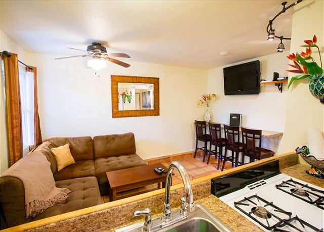Steps to Windansea Beach with a private patio, BBQ, and shared hot tub - Image 1 - La Jolla - rentals