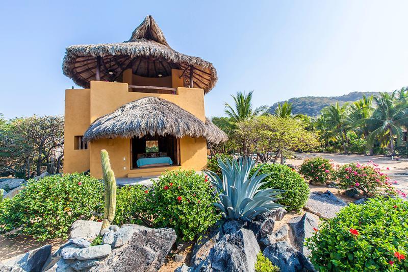 Punta el Corral property shot - Punta el Corral - Troncones - rentals