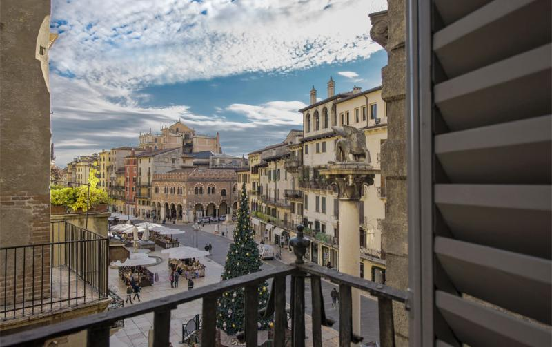Lovely 1bdr apt with terrace - Image 1 - Verona - rentals