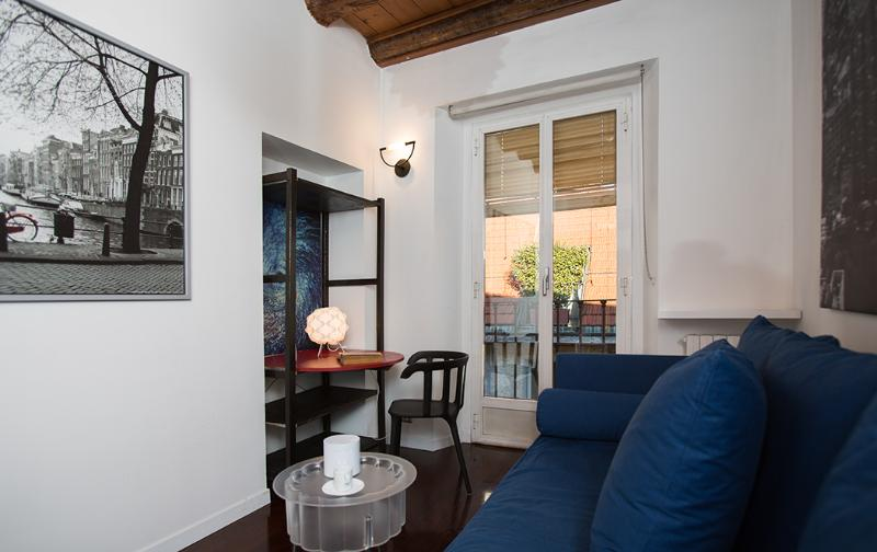 Quiet 2bdr apt in the heart of Milan - Image 1 - Milan - rentals