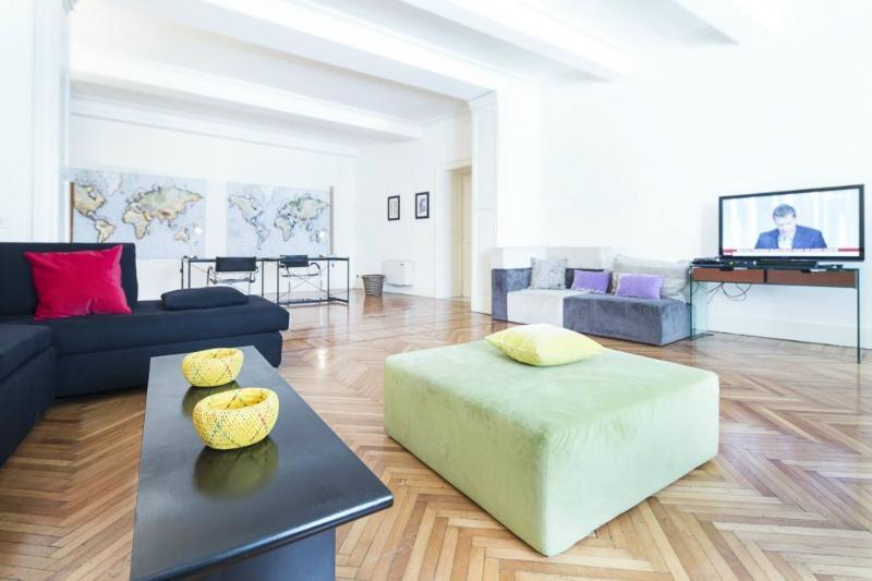 livingroom - Anima - Rome - rentals