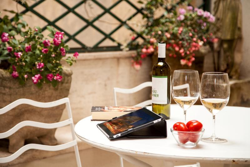 terrace - Oca - Rome - rentals
