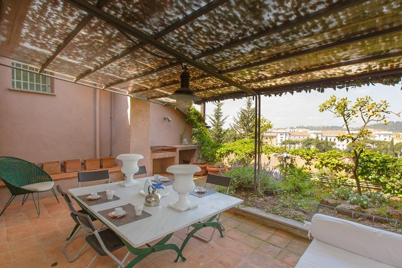Cielo - Villa Fortuny - Image 1 - Rome - rentals
