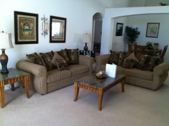 Sitting Room - S5P223SA Orlando 5 BR Pool Home S5P223SA - Orlando - rentals