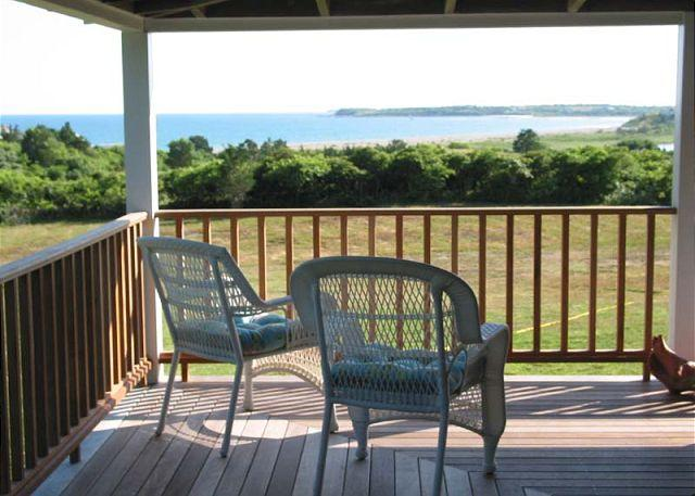 Ocean View, Private Beach - YEOM2 - Waterview, Walk to Private Association South Shore Beach, Hi Speed Internet - Chilmark - rentals