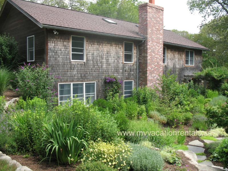Exterior - ENRIP - Privacy, Lovely Yard, Short Drive to Lucy Vincent Beach - Chilmark - rentals