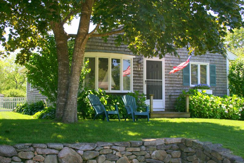 Exterior of House - GEDNL - In-Town, Room A/C - Edgartown - rentals