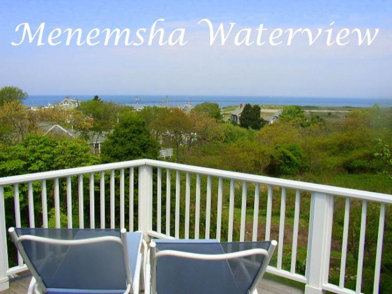 Relax and Take in the Breathtaking Views - BERNJ - Menemsha Sea Coast Cottage, Gorgeous Waterviews, Walk to Menemsha Beach, WiFi - Chilmark - rentals