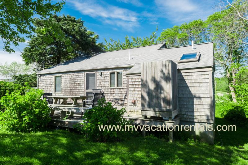 Waterviews of Menemsha Pond, Waterview Side of House - LEWDG - Waterfront, Waterview, Walk to Beach, Hi Speed Internet, WiFi - Chilmark - rentals