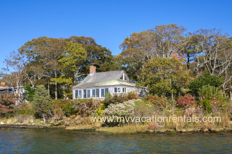 KERR3 - Waterfront on the Shores of a Picturesque Tidal Inlet Lake Tashmoo,  Shared Tennis Courts, Spectacular Views and  Sunsets, - Image 1 - Vineyard Haven - rentals