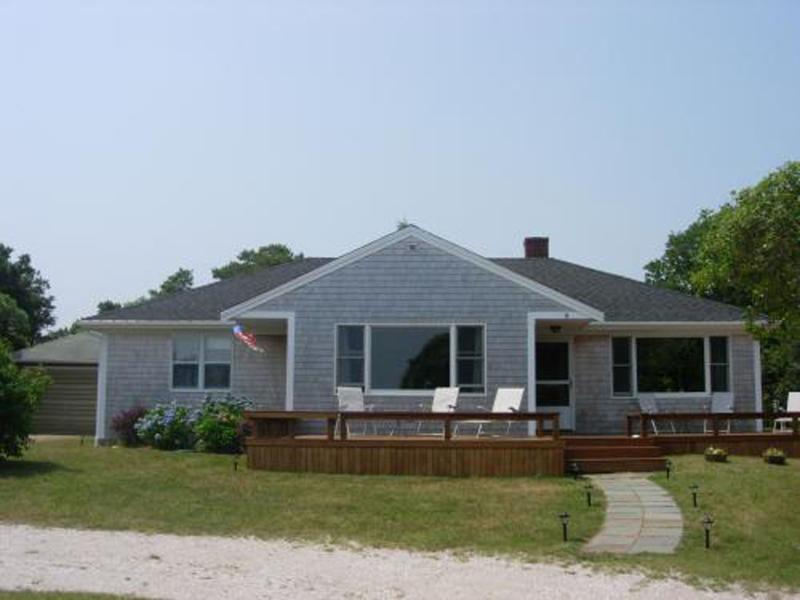 Exterior of House - BROCJ - Wifi, Under a Mile to town - Edgartown - rentals