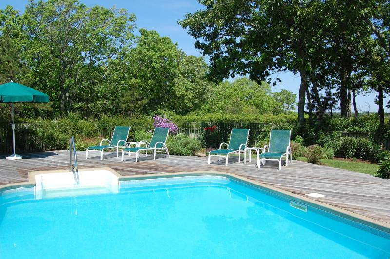 Pool Surrounded By Gardens - ROSSR - Chilmark, Waterview, Private Pool - Chilmark - rentals