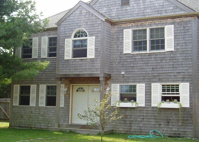 Exterior of House - ELSAB - Oak Bluffs, Walk to Town, Central Location, WiFi - Oak Bluffs - rentals